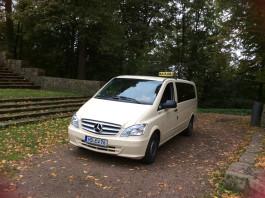 Ellen Heinle Taxibetrieb Schriesheim