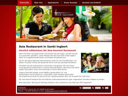 Asia Gourmet Restaurant Sankt Ingbert