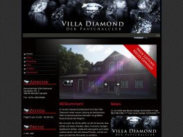 Pauschalclub Villa Diamond, Y. Kücük Münster, Westfalen