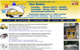 Taxi Bohne Iserlohn