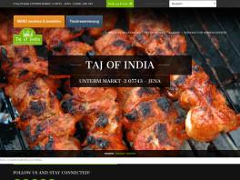 Taj of India Jena