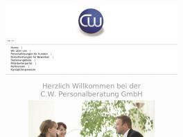 C.W. Personalberatung GmbH München