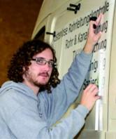 Allgemeiner Beschriftungs-Service Trost Schilder und Beschriftungen Zimmern ob Rottweil