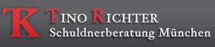 Firmenlogo: TR Tino Richter Schuldnerberatung München