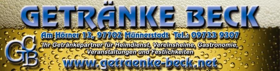 Bild zu Getränke Beck- Getränkehandel e.K. in Münnerstadt