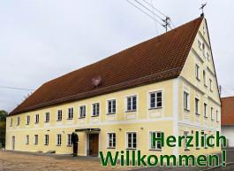 """Landgasthof """"Zum grünen Kranz"""" Bernhard Weis Großaitingen"""