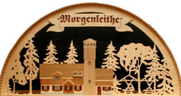 Berggaststätte Morgenleithe Lauter-Bernsbach