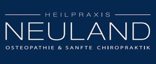 Firmenlogo: Praxis Neuland-Heilpraxis für Osteopathie und sanfter Chiropraktik Inh. Dr. Ines Wecker