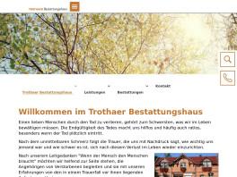 Trothaer Bestattungshaus KG Halle, Saale