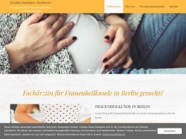 Josepha Rodriguez Fachärztin für Frauenheilkunde und Geburtshilfe Berlin