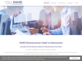 DAVID Personaldienst GmbH Oberhausen, Rheinland