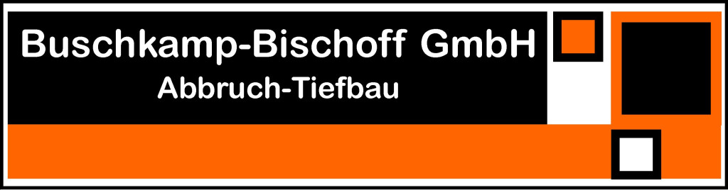 Logo von Buschkamp-Bischoff GmbH Abbruch und Tiefbauunternehmen