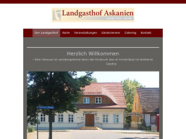Landgasthof Askanien Templin