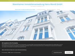 Mannheimer Immobilienverwaltung Heino Mandt GmbH Mannheim