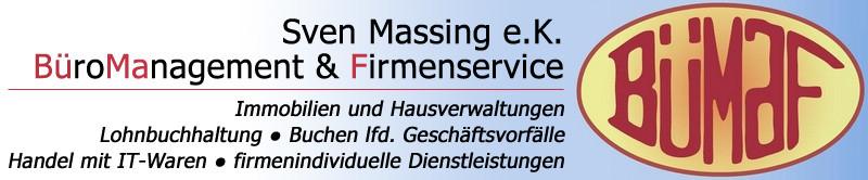 Bild zu BüMaF - Sven Massing e.K. in Kiel