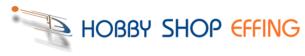 Firmenlogo: Hobby Shop Effing