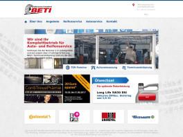 Benisch-Tiede Reifenservice und Autodienst OHG Ludwigsfelde