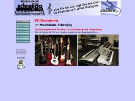 Engelbert Schreijäg Musikhaus Schömberg bei Balingen