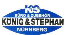 Büromaschinen & Zubehör König und Stephan e.K. Nürnberg, Mittelfranken