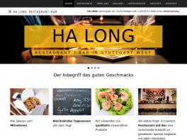 Restaurant Ha Long Stuttgart