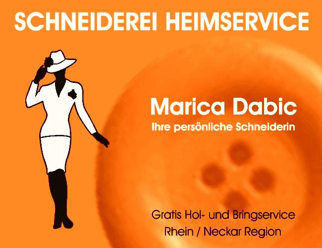 Bild zu Schneiderei-Heimservice Dabic in Mannheim