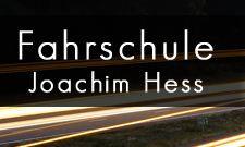 Bild zu Fahrschule Joachim Hess - Führerschein in 2 Wochen - in Uelzen