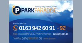 Parkparadise - Düsseldorf Flughafen Ratingen