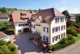 Ringhotel Aparthotel Badblick Bad Bellingen, Baden