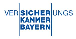 Firmenlogo: Versicherungskammer Bayern - Heck Versicherungsservice GmbH