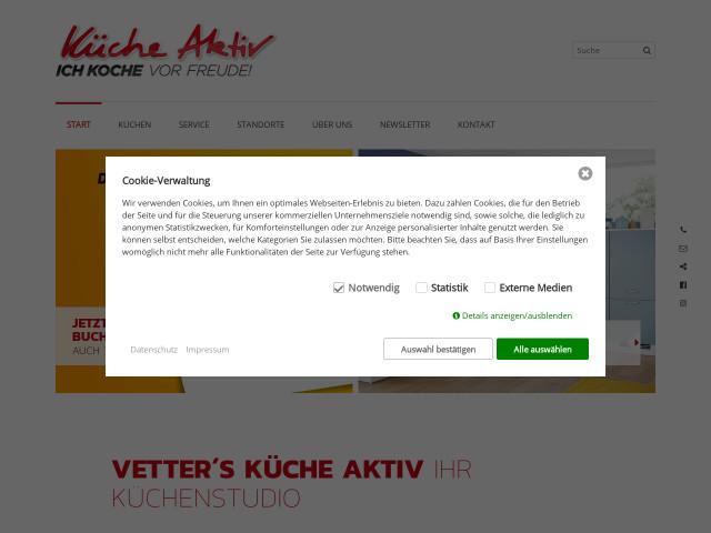 küche aktiv gmbh coswig - küchenstudio - 11880