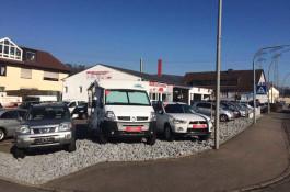 A.K. Automobile in Esslingen (Deizisau)