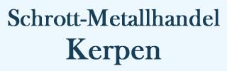 Bild: Schrott-Metallhandel Wipperfürth in Kerpen, Rheinland