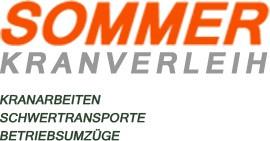 Bild zu Sommer Kranverleih GmbH in Bremen