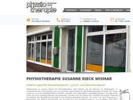 Physio-Therapie Susanne Rieck Wismar, Mecklenburg