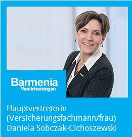 Bild zu Daniela Sobczak-Cichoszewski Barmenia Versicherung in Fürstenwalde an der Spree