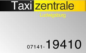 Bild zu Taxi Zentrale Ludwigsburg eG in Ludwigsburg in Württemberg