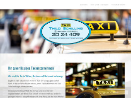 Taxi Thilo Schilling Witten