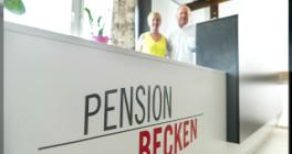Pension Becken Schwendi, Württemberg