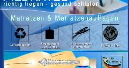 MEDRATZE - Matrazen und Matratzenauflagen Onlineshop Berlin