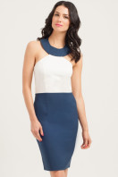 Blue Fashion Heek