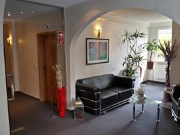 Hotel Merkur Garni Giesen bei Hildesheim