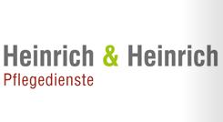 Firmenlogo: Heinrich & Heinrich Pflegedienste GmbH