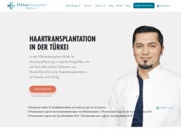 Elithairtransplant Istanbul Berlin