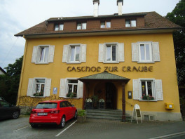Gasthof - Der Eingang