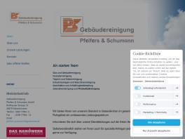 Gebäudereinigung Pfeifers & Schumann GmbH Gelsenkirchen