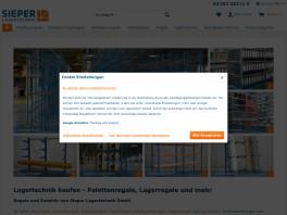 Sieper Lagertechnik GmbH Köln