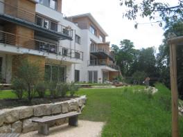 Neubau, Eigentumswohnanlage mit 21 Wohneinheiten