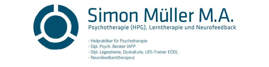 Bild zu Praxis für Psychotherapie Simon Müller M.A. in Essen