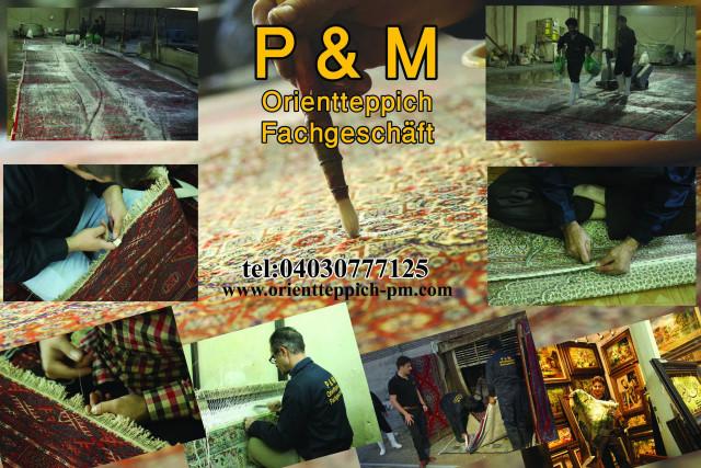 P & M Orientteppich Hamburg  Teppichreinigung Wilstorf
