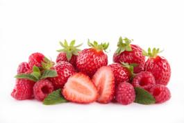 Erdbeere-Himbeere